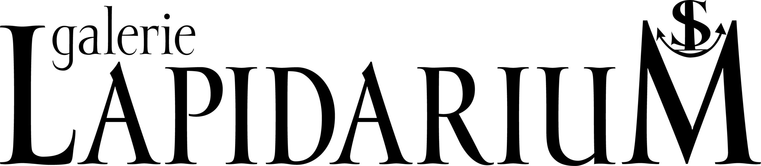 Galerie LAPIDARIUM Logo
